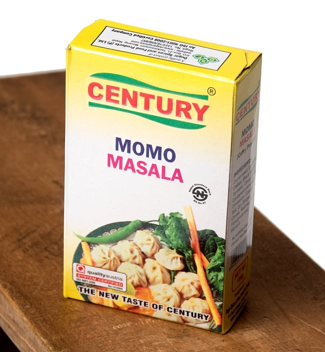 MOMO MASALA モモ・マサラ 100g 3 - 斜めから撮影しました