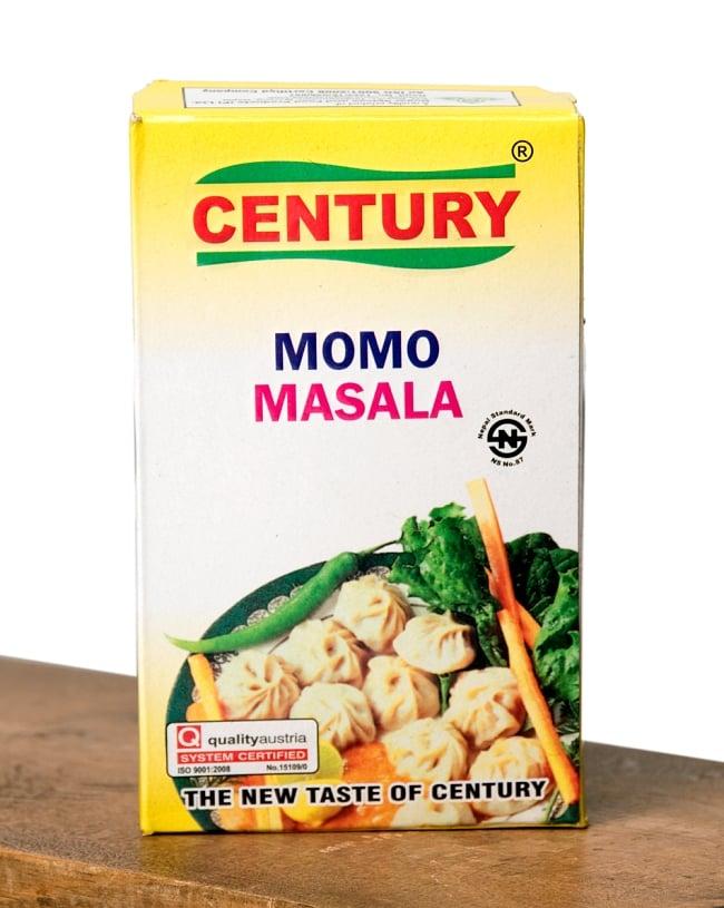 MOMO MASLA モモ・マサラ 100gの写真