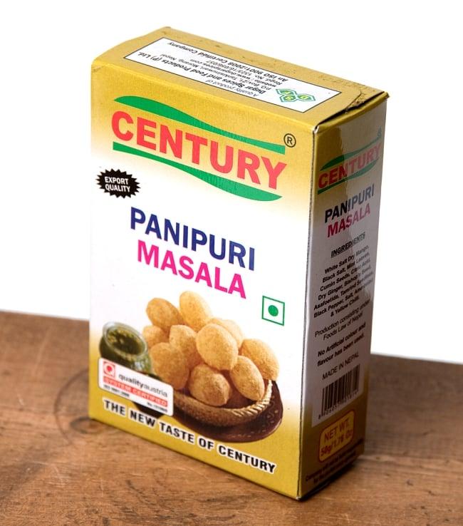PANIPURI MASALA パニプリ・マサラ 50g 2 - 斜めから撮影しました