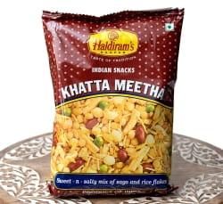 インドのお菓子 甘酸っぱいスナック - カッタミータ - KHATTA MEETHA の写真1