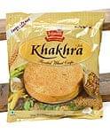 カークラ プレーン - インド 薄せんべい プレーン Khakhra Plain 200g 【Jobsons】