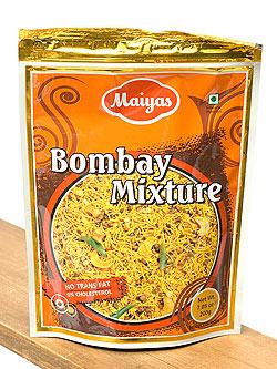 インドのお菓子 ボンベイ・ミクスチャー - Bombay Mixture 【Maiyas】(FD-SNK-168)