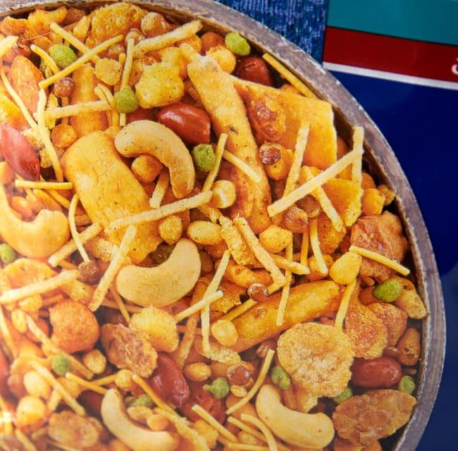 インドのお菓子 オールインワン - ALL IN ONE 5 - パッケージのアップです