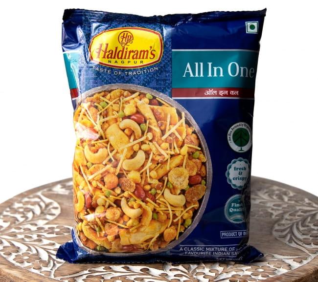 インドのお菓子 オールインワン - ALL IN ONEの写真