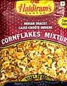 インドのお菓子 Cornflake Mixture - 甘くてスパイシーなコーンフレーク