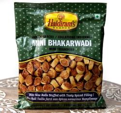 インドのお菓子 Mini Bhakarwadi(ミニバッカルワリ)の写真1