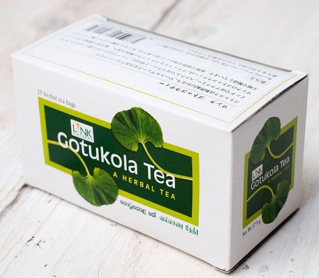 ゴトゥコラティー【ゴツコラティ】 - Gotukola Tea 【LINK NATURAL】の写真