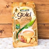 チャイ用紅茶- TATA TEA Gold CTC (袋入り)【250g】