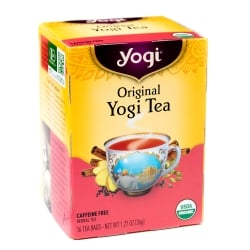 オーガニックオリジナル 創業者の願いが込められたヨギティー【Yogi tea ヨギティー】