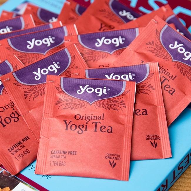 オーガニックオリジナル 創業者の願いが込められたヨギティー【Yogi tea ヨギティー】 6 - 16パック入り