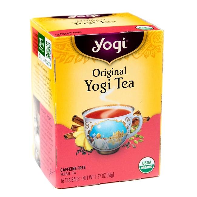 オーガニックオリジナル 創業者の願いが込められたヨギティー【Yogi tea ヨギティー】の写真