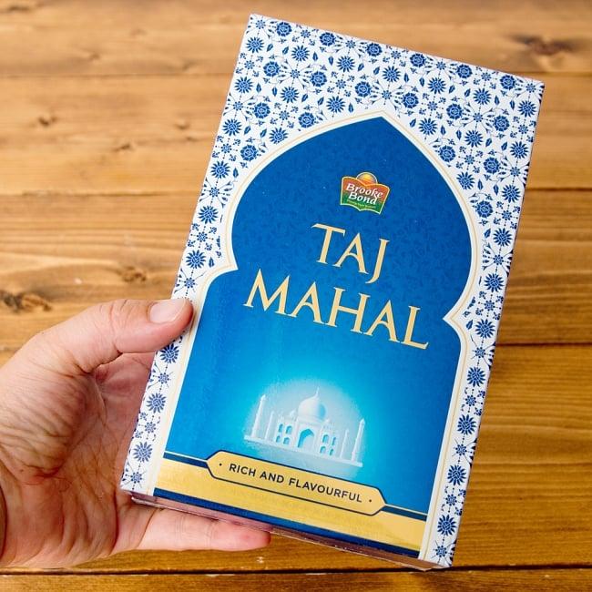 チャイ用紅茶 - CTC Taj Mahal 【500g】 4 - たっぷりのボリュームが嬉しいです。