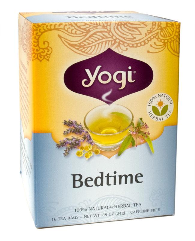 ベッドタイム【Yogi tea ヨギティー】の写真1