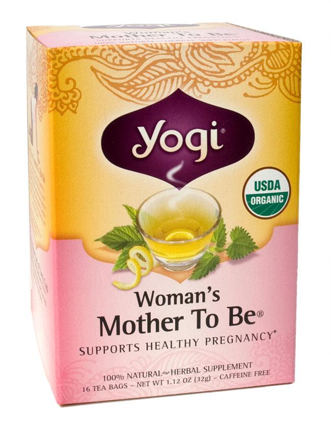 Mother To Be・母となる女性たちへ【Yogi tea ヨギティー】の写真1