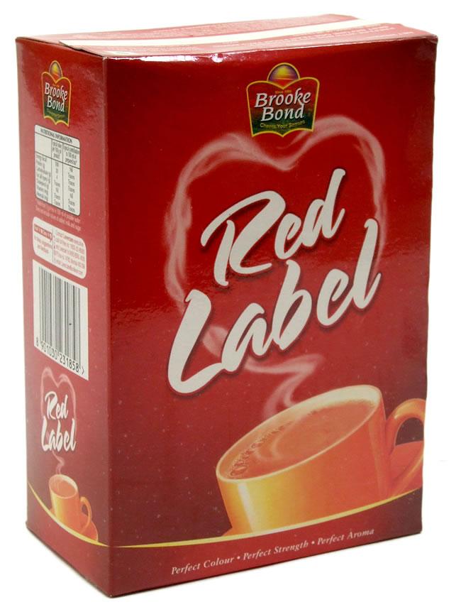 チャイ用紅茶 - CTC Red Label【490g】の写真