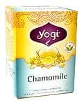 カモミール - Chamomile【Yogi tea ヨギティー】