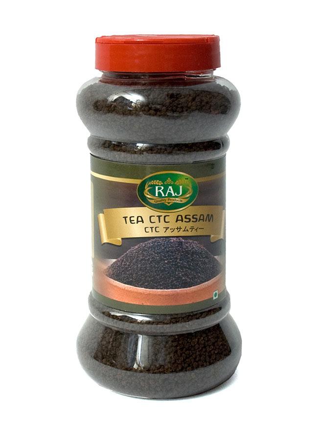 チャイ用 紅茶 CTC アッサムティー ボトル入り 250g 【RAJ】の写真