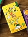 オーガニック ハーブ ブレンド ティー(lemon,apple&ginger) Life is beautiful 〜Rise〜【Haris Treasure】