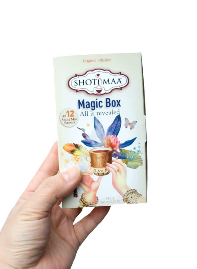 ショティマーティー MagicBox 【Haris Treasure】 3 - 手に持ってみました。