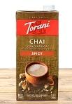 スパイシーリキッドチャイ - Spicy Chai 【Torani】