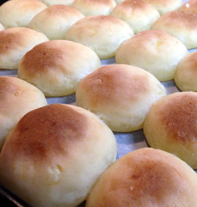 タピオカ粉[400g] 2 - ポンデケージョ等のモチモチなパンやお菓子が作れます。