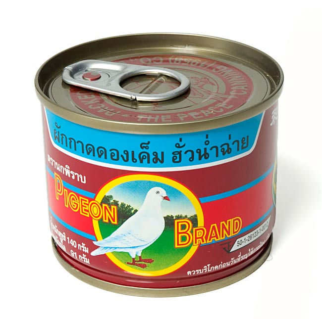 からし菜の漬物 缶 [145g]の写真
