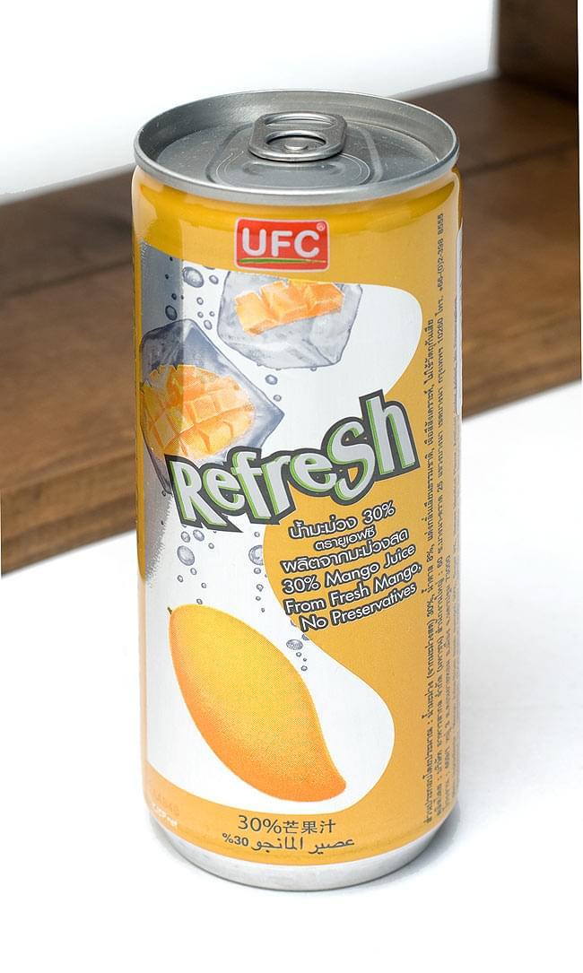 マンゴージュース 缶[240ml]の写真