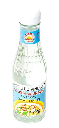 ビネガー (酢) 瓶 Sサイズ [200ml]