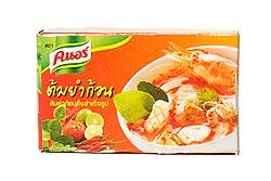 トムヤム キューブ [24g] 【Knorr】(FD-THAI-153)
