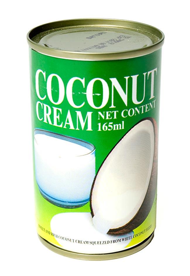 ココナッツクリーム[165ml]の写真