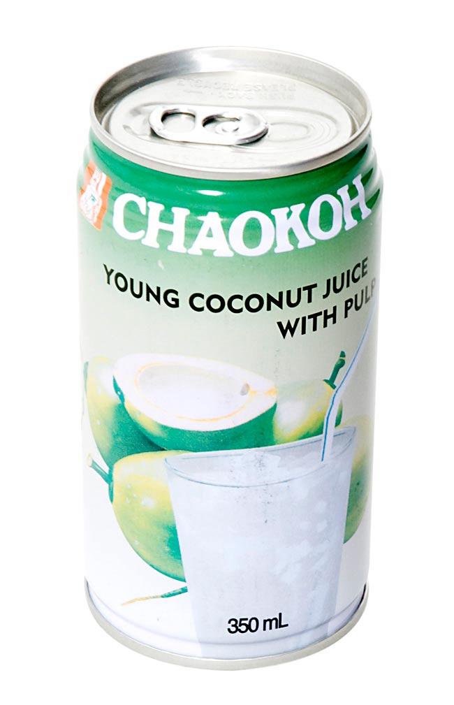 ココナッツジュース 果肉入り 缶[350ml]の写真