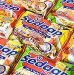 【Mi Sedaap】インスタントヌードルー食べ比べセット