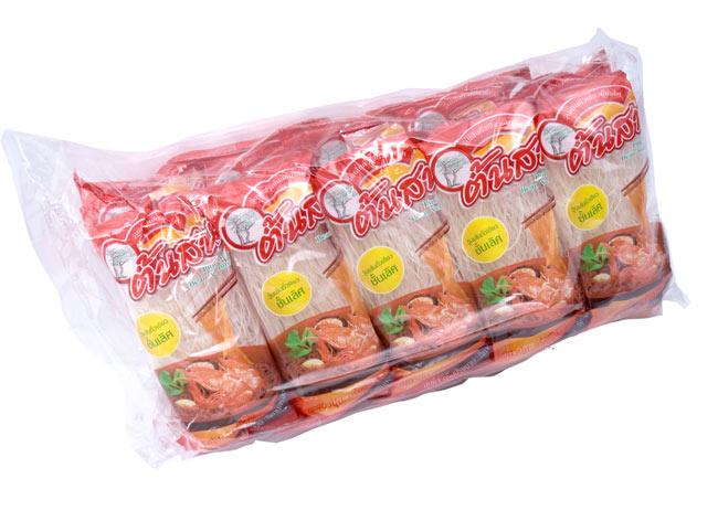 緑豆春雨【ビーンバーミセリ】 小袋10個パック [400g]の写真