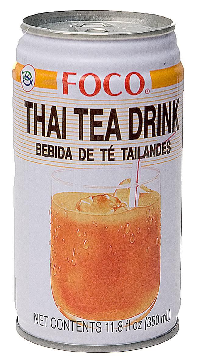 タイの紅茶[350ml](FOCO)の写真
