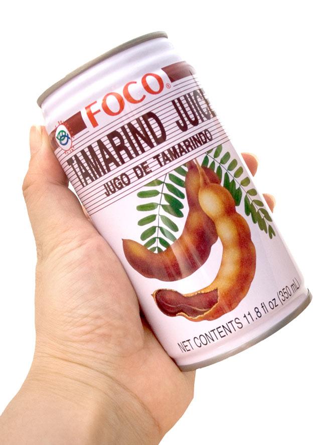 タマリンド ジュース[350ml](FOCO) 2 - 写真