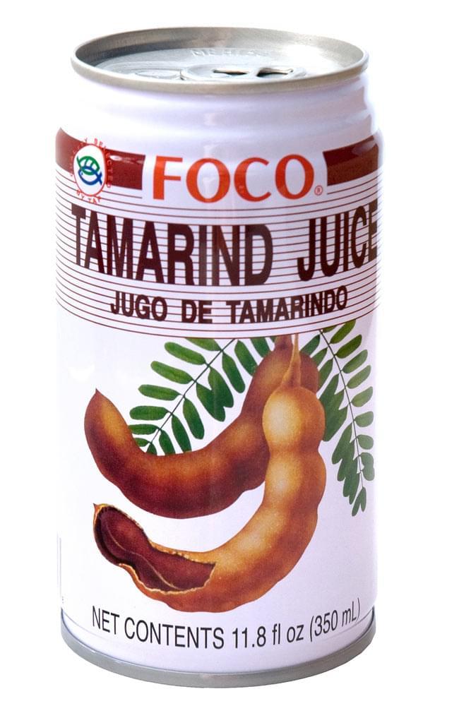 タマリンド ジュース[350ml](FOCO)の写真