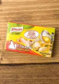 チキン キューブ フィリピン 20g - Chicken Broth Cubes 【KNORR】(FD-THAI-273)