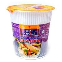 〔Thai Choice〕手軽に楽しめるタイの味 カップ入りインスタントヌードル - トムカーヌードル