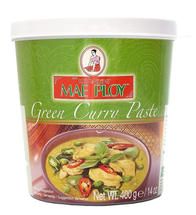 グリーンカレー レシピ 人気 ペーストなし