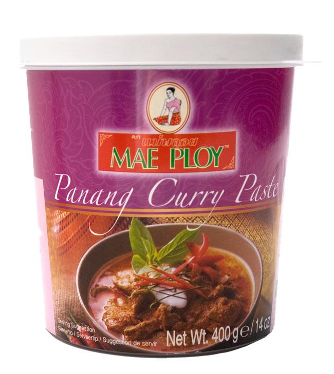 パナン カレー ペースト [400g] 【MAE PLOY】の写真
