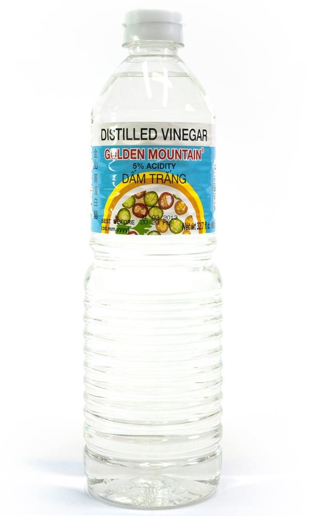 ビネガー (酢) Lサイズ [980ml]の写真