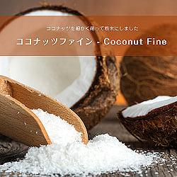 ココナッツファイン - Coconut Fine【500g袋入り】