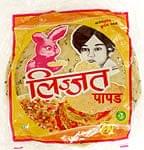 パパド プンジャビ マサラ (小14cm) Punjabi Masala Papad  (lijjat)