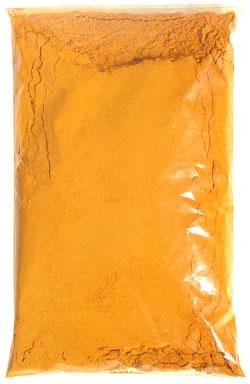 ターメリック パウダー - Turmeric Powder 【200g 袋入り】の写真