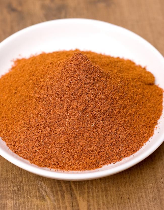 チリパウダーホット - Chilli Powder hot【100g入り】 2 - インド料理のみならずあらゆる料理の辛味づけに。