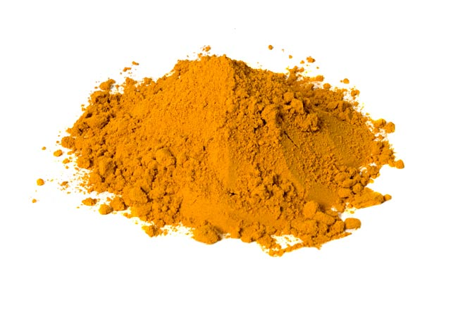【オーガニック】ターメリックパウダー - Turmeric Powder 【20g】の写真2 - 鮮やかな黄金色のターメリック。色付けや香り付けに使われます。