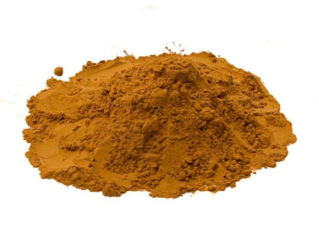 【オーガニック】シナモンパウダー - Cinnamon Powder 【20g】 2 - 中のシナモンパウダーを撮影しました
