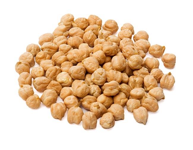 【オーガニック】ひよこ豆 - Garbanzo Beans 【500g】 2 - 中身はオーガニック有機ひよこ豆です