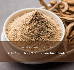 アムチュール(ドライマンゴー) パウダー Amchur Powder 【500gパック】