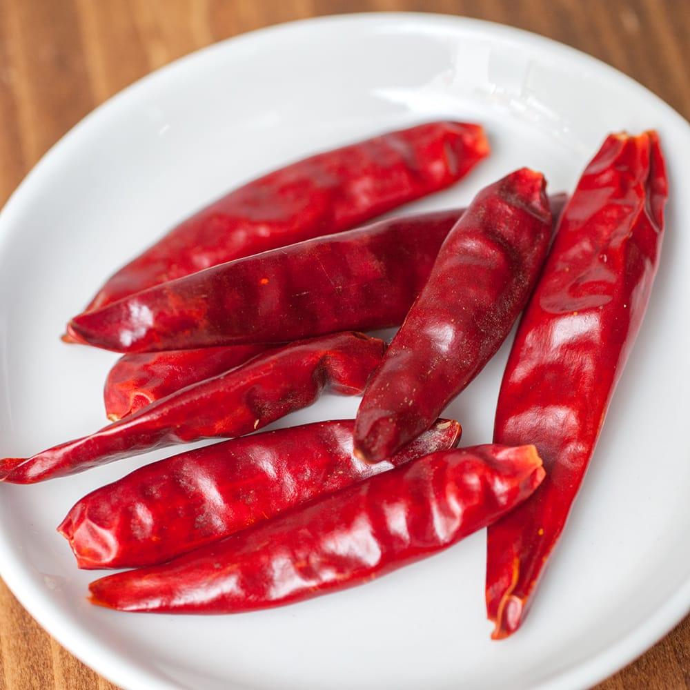 チリ ホール- Chilli Whole 【100gパック】 2 - 香辛料を代表するスパイスです。